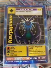 BANDAI DIGIMON 1999 -PROMO CARD Mo-08 Kerpymon