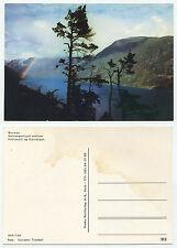 24122-Norway-Geirangerfjord-ARCOBALENO - vecchia cartolina