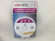 Kidde Combination Fire SMOKE and CARBON MONOXIDE Voice ALARM Detector 10SCO