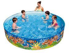 Pool Fixpool Quickpool Planschbecken Clownfisch 183 cm NEU 265806