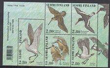 FINLAND :1996 Stamp Day-Wading Birds  M/Sheet SG MS1444 MNH