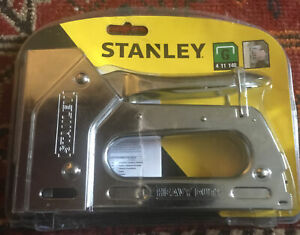 Stanley Heavy Duty Staple Gun.