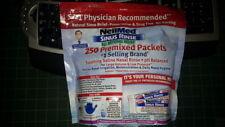 Neilmed Sinus Rinse Premixed Refill 250 Packets expiration May 2021