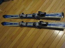 Elan Parabolic Team Carve Jr 12c8m Skis w/ Marker bindings