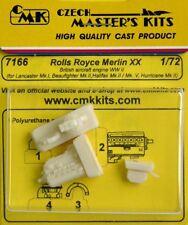 CMK 1/72 Rolls Royce Merlin XX Engin # 7166