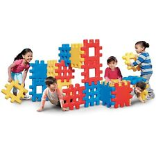 Little Tikes 18-Piece Big Waffle Block Toys Set  Age 2Y +