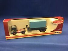 Corgi Trackside ERF LV Flatbed Trailer/Container - Carters Ltd Ed. DG186014