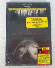 The Blair Witch Project Dvd Special Edition New Sealed
