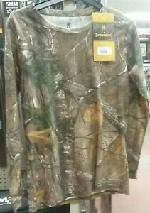 Browning Wasatch Realtree Women's Long Sleeve Shirt