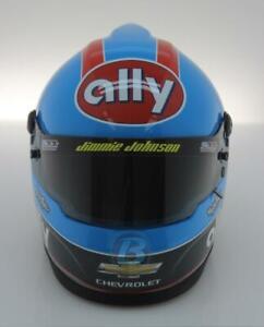NASCAR 2020 JIMMIE JOHNSON #48 DARLINGTON 7X TRIBUTE MINI HELMET EARNHARDT PETTY