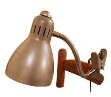 Flexible Desk Lamp w/ Clamp - Work Office Garage School Study Home accessories