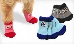 Premium Pet Ego Non SlipTraction Dog Socks Booties Pick Size/Color