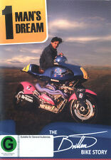 THE BRITTEN BIKE STORY - ONE MANS DREAM - Now on DVD - TT Isle of Man DVD