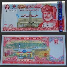 Oman 5 Organismos 2000 UNC. PICK 39