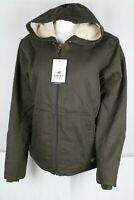 Ariat REAL Women's Outlaw Hooded Sherpa Lined Jacket XL Banyan Bark 10028617