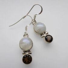 Moonstone Beauty Not Enhanced Fine Earrings