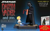 Gentle Giant Darth Vader and Son/Luke Deluxe Maquette by Jeffrey Brown NIB