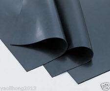 0.2-1m Rubber Sheet Strip Black Neoprene Gasket Length Insulation