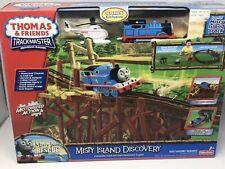 NEW IN BOX Thomas & Friends Trackmaster Misty Island Discovery Motorized Train