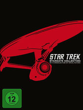 12 DVDs * STAR TREK - STARDATE COLLECTION - DIE 10 KINOFILME remastered# NEU OVP