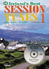 110 Ireland's Best Session Tunes Volume 1 Sheet Music with Guitar Chor 000634213