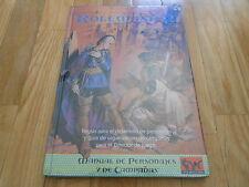 ROLEMASTER - Manual de Personajes y Campañas - juego de rol - Joc Internacional