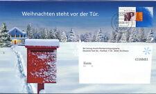 Plusbrief, Ganzsache 50 Jahre Nobelpreis 90c Stempel Bonn 00.00.06 echt gelaufen
