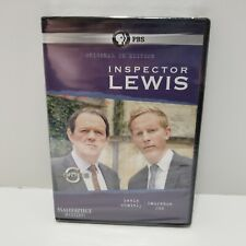 Inspector Lewis: Series 6 - DVD, 2013, 2-Disc Set - Season Six