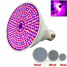 Full spectrum Plant Grow Led Light Bulbs E27