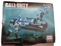 Call of Duty Collector Construction Sets Mega Bloks Seal Sub Recon 171 pcs New!
