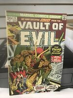 Vault of evil 6 F/VF MARVEL