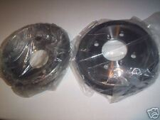 (x2) TRIUMPH GT6   Rear Brake Drums    (** Manual Adjusting **)  (1966- 73 Only)