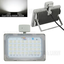 100W LED Flood Light PIR Motion Sensor Cool White Outdoor Yard Spot lamp IP67