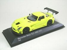 MERCEDES-BENZ SLS AMG gt3 Street (Yellow) 2011