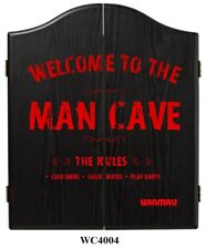 Winmau Man Cave Dart Board Cabinet