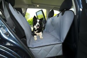 Henry Wag Car Bench Hammock, Car Seat Covers, Seat Protectors for Dogs