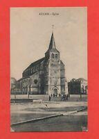 AUCHEL - L'église   (J8257)
