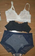 City Chic Lingerie Underwear Bra Bulk Lot Sz S-M 16-18