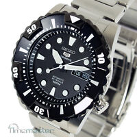 New SEIKO 5 SPORTS MEN'S AUTOMATIC DIVERS STYLE SNZJ19J1