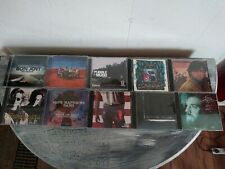 Rock Lot 10 CD Bon Jovi Puddle of Mudd Santana Eric Clapton John Cougar Muse