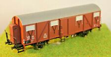 Brawa 47250 Ged. Güterwagen Glmhs 50 DB 202 827,  Epoche 3, H0, DC Räder