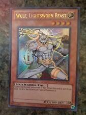 Wulf, Lightsworn Beast LCGX-EN248 Unlimited Ultra Rare Yugioh Card ~ Nm/Mint