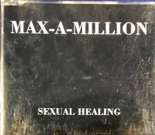 Max-A-Million - Sexual Healing 3 Track CD Single