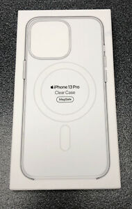 APPLE iPhone 13 Pro Clear Case with MagSafe - Clear - Currys