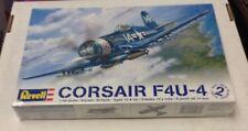 F4U-4 Corsair 1/48 Model Airplane Kit Revell Model Kits Skill Level 2 New Sealed
