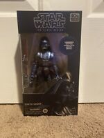 """Star Wars The Black Series 6"""" Amazon Exclusive Carbonized Darth Vader"""