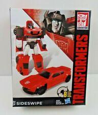 Transformers Generations Sideswipe Cyber Battalion Walgreens Exclusive
