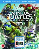 Teenage Mutant Ninja Turtles: Out of the Shadows Blu-Ray (2016) Megan Fox,
