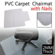 48*36 Desk Chair Mat Carpet Rug Protector PVC Plastic Thickness For Home Office
