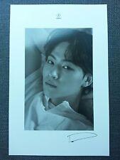 JJ PROJECT JB JAEBUM #2 Official PHOTOCARD Lyrics Card 2nd Album VERSE 2 진영